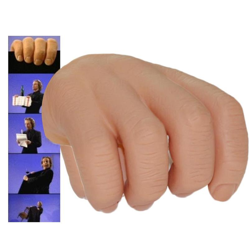 The Third Hand - Medium Fake Hand Magical Tricks Magicalian Stage Gimmick Props Accessory Fantastic Comedy Classic Toys Set image