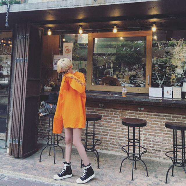 2016 EXO outono e Bigbang mesmo parágrafo super-manga longa capuz oversize solto hedging hoodies casal homens e mulheres