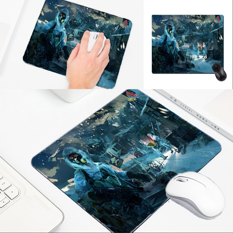 Mairuige Hot Game Gaming Mousepad Far Cry Series Pc Notebook Computer Keyboard Mouse Mat Pat To Decorate Desktop Rubber Mats