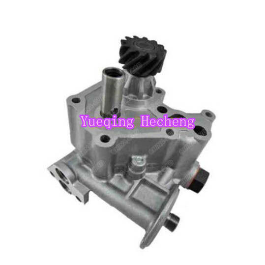 New Oil Pump For SK200-3 Excavator 6D31 Engine