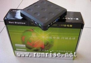 2011 New PC,Wifi PC station,PC Sharing,Network station,thin Client