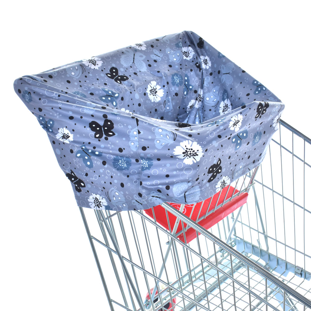 Baby Car Seat Cover Multi Use Nursing Pattern Ideal Grocery Cart And Stretchy Canopy Covers Perfect Gift In From Mother