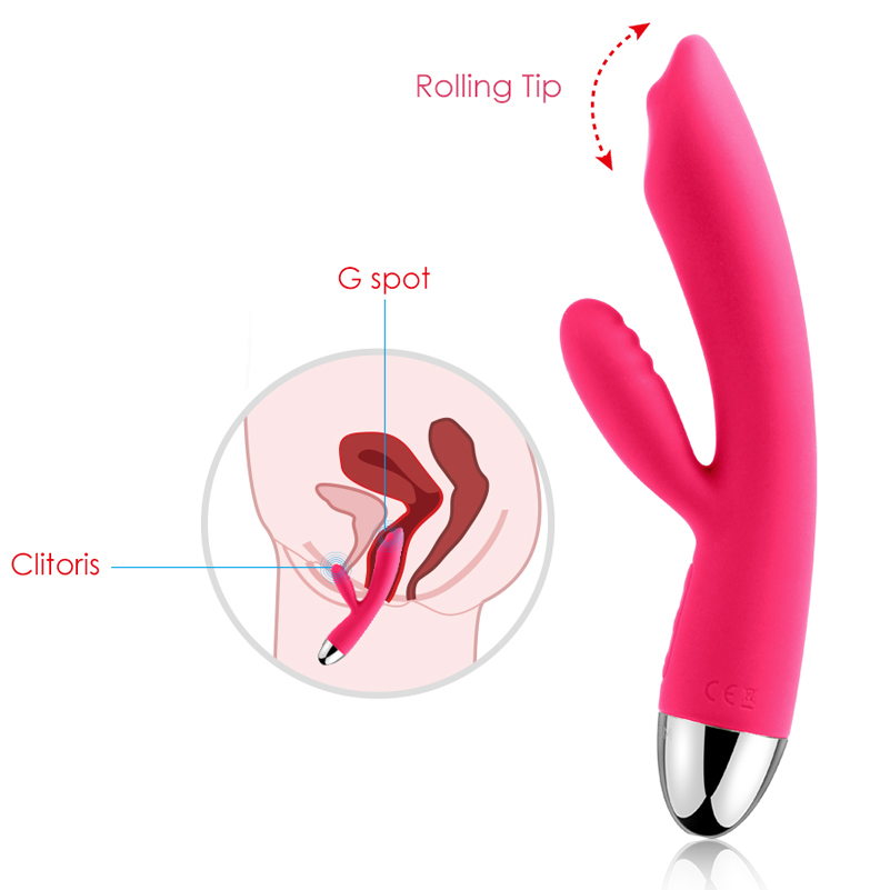 SVAKOM Mini Rabbit Dildo Vibrator Sex Toys For Woman Sex Machine Adult Sex Erotic Toys G Spot Vibrator Clitoris Stimulator 360 rotation rabbit dildo big vibrator silicone g spot vibrator clitoris stimulator 7 speeds body massager sex toys for woman