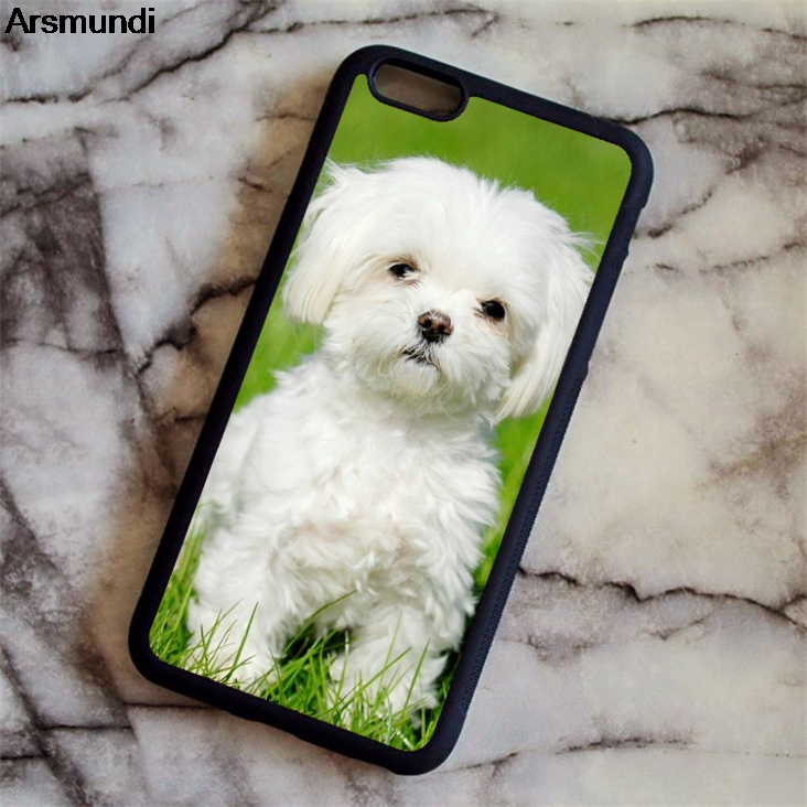 Arsmundi прекрасная собака Пособия по немецкому языку овчарка щенок Телефонные чехлы для iphone 4S 5 6 7 8 X для Samsung чехол мягкий ТПУ Резиновая силикон...