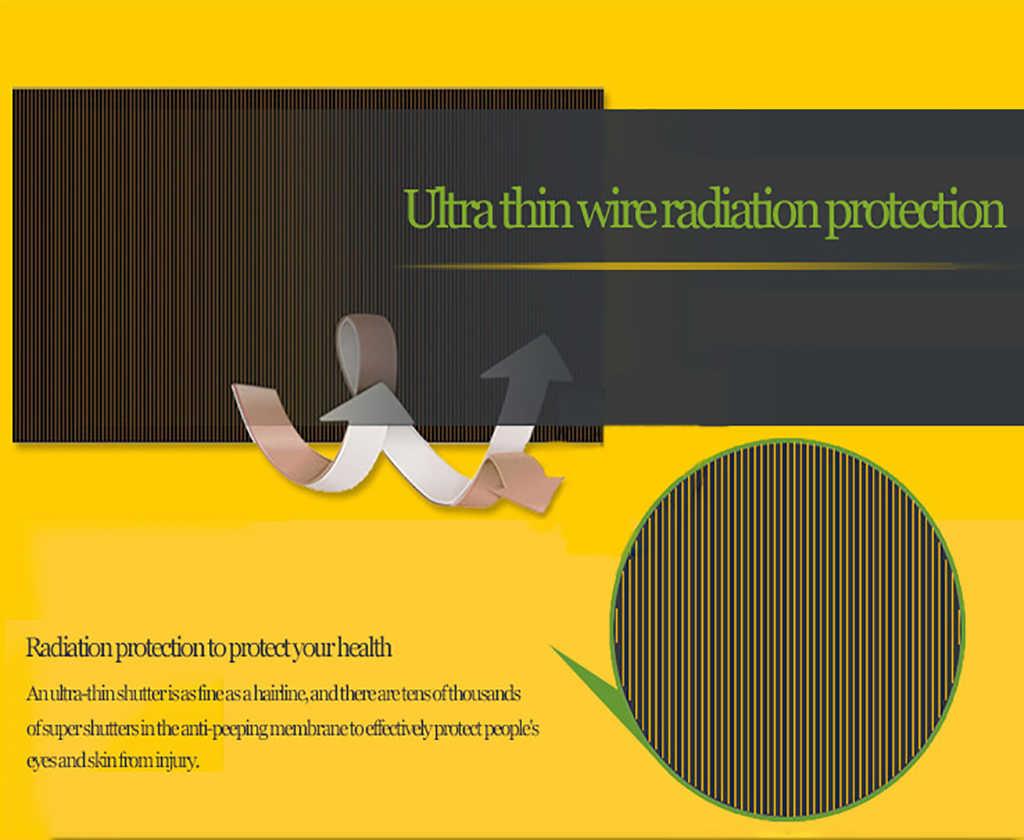 13.3インチ(29.4センチ* 16.5センチ)プライバシーフィルター保護フィルム、用16:9ラップトップノートブックアンチグレアスクリーンプロテクター保護フィルム