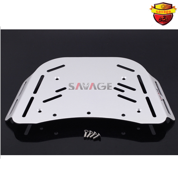 For DUCATI Hyperstrada 820 13-15/Hyperstrada 939 16-17 Motorcycle CNC Aluminum Rear Carrier Luggage Rack Extension
