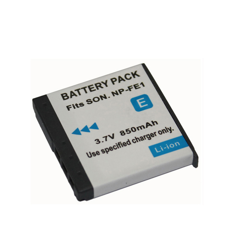 850mAh for sony NP-FE1 NPFE1 Digital camera battery Camcorder DSC-T7 DSC-T7 B DSC-T7 S