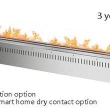 72 дюймов черный или серебряный пульт дистанционного управления умный wifi etanol камин