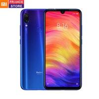 Global Version Xiaomi Redmi Note 7 3GB 32GB Smartphone Snapdragon 660 Octa Core 4000mAh 6.3 2340*1080 48MP+13MP Cellphone