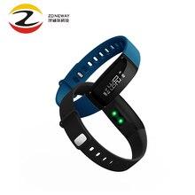 5 шт. SmartBand артериального давления часы V07 Умный Браслет Heart Rate Monitor Watch SmartBand Беспроводной Фитнес Для Android IOS Телефон