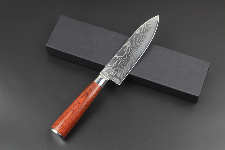 Professional Kitchen Knives Painted Cabinets Yamy Ck Damascus Cooking Tools Knife Chef Sushi Japan In From Home Garden On