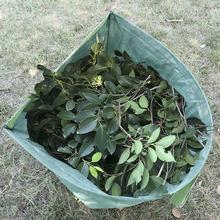 58x58x2 см многоразовые садовые сумки, мешок для мусора, садовый мешок для мусора, газон, лист