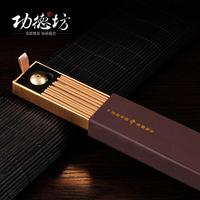 Authentic new mountain sandalwood incense sandalwood lying incense pure natural health to clean up the air in Australia