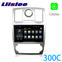 LiisLee Автомобильный мультимедийный gps Hi Fi аудио Радио стерео для Chrysler 300 300C 2005 ~ 2010 Оригинал Стиль навигации NAVI