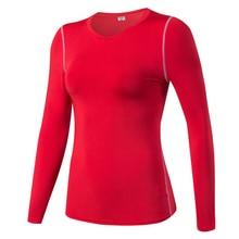 Женские спортивные футболки, сексуальный Рашгард, блузка для спортзала, фитнеса, camiseta larga mujer, футболка для бега, для выступлений, женская верхняя одежда