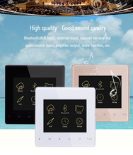 Heimkino-system Musik-player 3 zoll Digital Cinema Boden Sound FM/SD/BT/USB Hintergrundmusik System freies Verschiffen