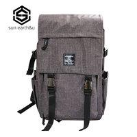 Large Capacity Laptop Bag Fashion Men Women Backpacks Waterproof Black Computer Backpack Women School Bags Mochila