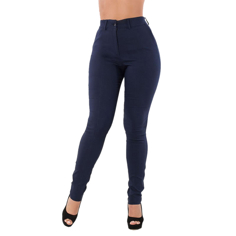 2018 Plus Size 6XL Black red Women Pencil Pants High Waist Casual Autumn Women Pants Big Sizes Fashion Femme Sexy Trousers