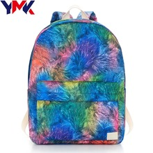 Luggage Bags - Backpacks - Fashion Canvas Printing Backpack Women School Bags For Teenage Girl Rucksack Floral Preppy Style Female Travel Laptop Backpack