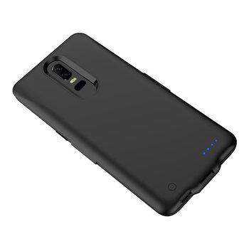 4000mAh Battery Charger Case For Hauwei Mate 10 Lite MaiMang 6 shockproof External Power Bank Backup Charging Back Cover Capa
