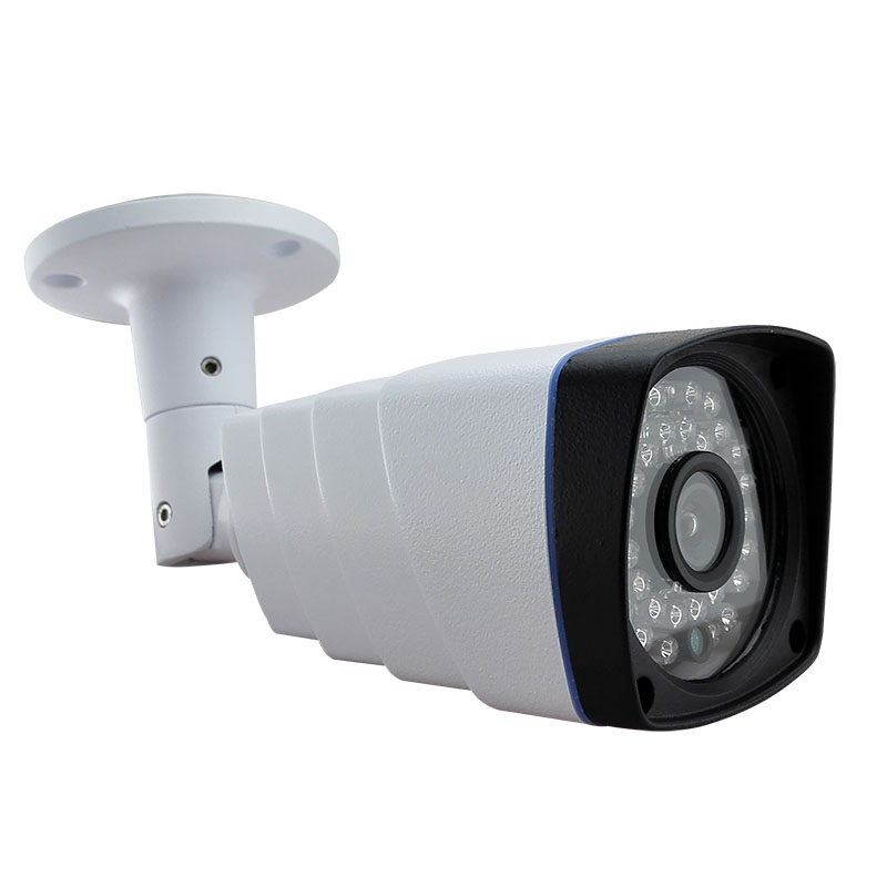Network IP Camera Onivf H.265 2.0MP 1080P Infrared Night Vision Security Surveillance Camera CCTV Outdoor Waterproof POE audio hotfrost v 118 f