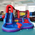 DHL Frete grátis corrediça de água inflável para as crianças brinquedos ao ar livre para crianças piscina de água