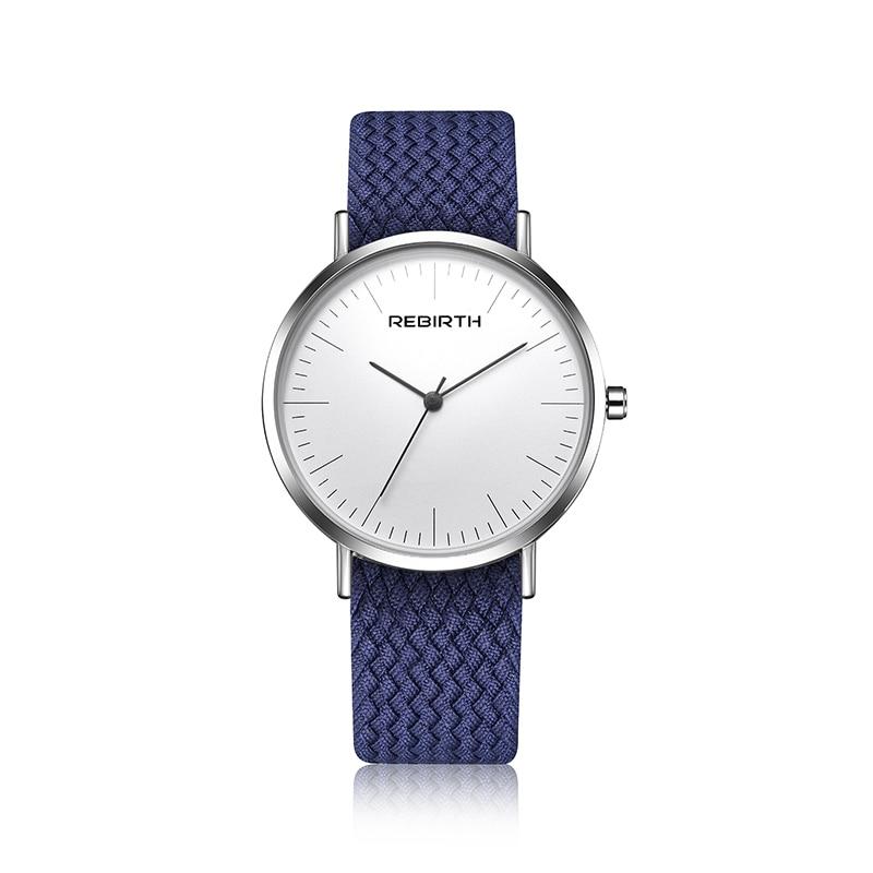REBIRTH Top Brand Men Quartz Watch Fashion Casual Business Watches 2017 Waterproof Male Outdoor Sport Wristwatches цена и фото