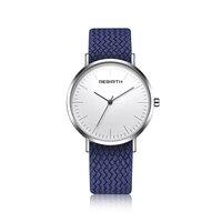REBIRTH Top Brand Men Quartz Watch Fashion Casual Business Watches 2017 Waterproof Male Outdoor Sport Wristwatches