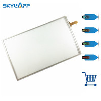 Skylarpu 6 inch Touch Screen glass for Tomtom start 60 60M GPS Digitizer resistance touchscreen Replacement Free shipping