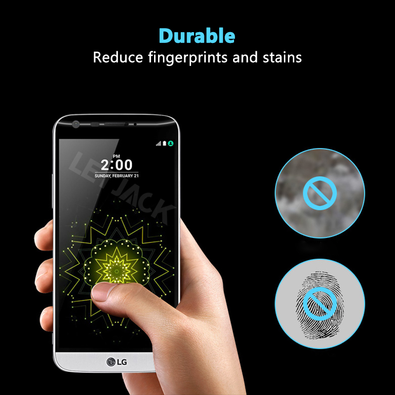 Image 3 - 3D Full cover Tempered Glass For lg g5 H850 VS987 H820 LS992 H830 US992 Screen Protector Film Anti Scratch 5.3inch Protection-in Phone Screen Protectors from Cellphones & Telecommunications on