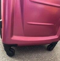 06Q trolley case luggage wheel Hongsheng A53 accessories universal wheel luggage accessories universal wheel repair
