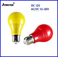 yellow red bulb