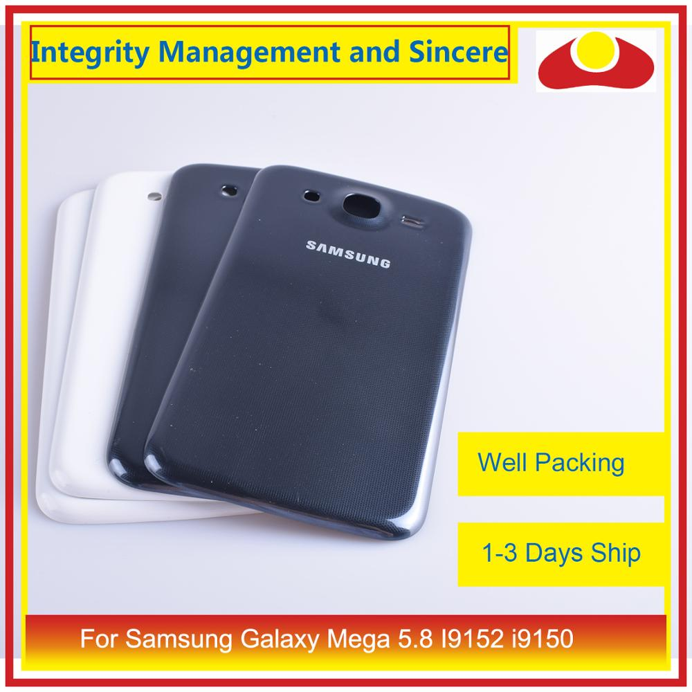 Image 3 - For Samsung Galaxy Mega 5.8 I9152 i9150 GT i9150 Housing Battery Door Rear Back Cover Case Chassis Shell Replacement-in Mobile Phone Housings & Frames from Cellphones & Telecommunications
