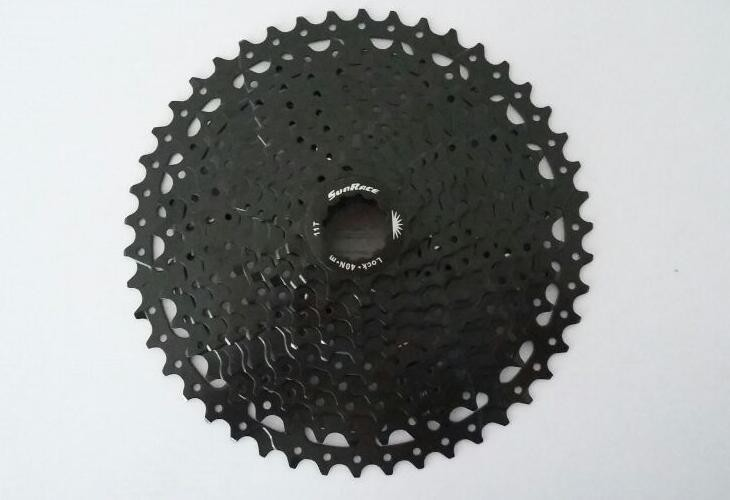 SunRace Mountain Bicycle Cassette 11 Speed 11 46T Bike Freewheel Wide Ratio Bike Bicycle MTB Flywheel