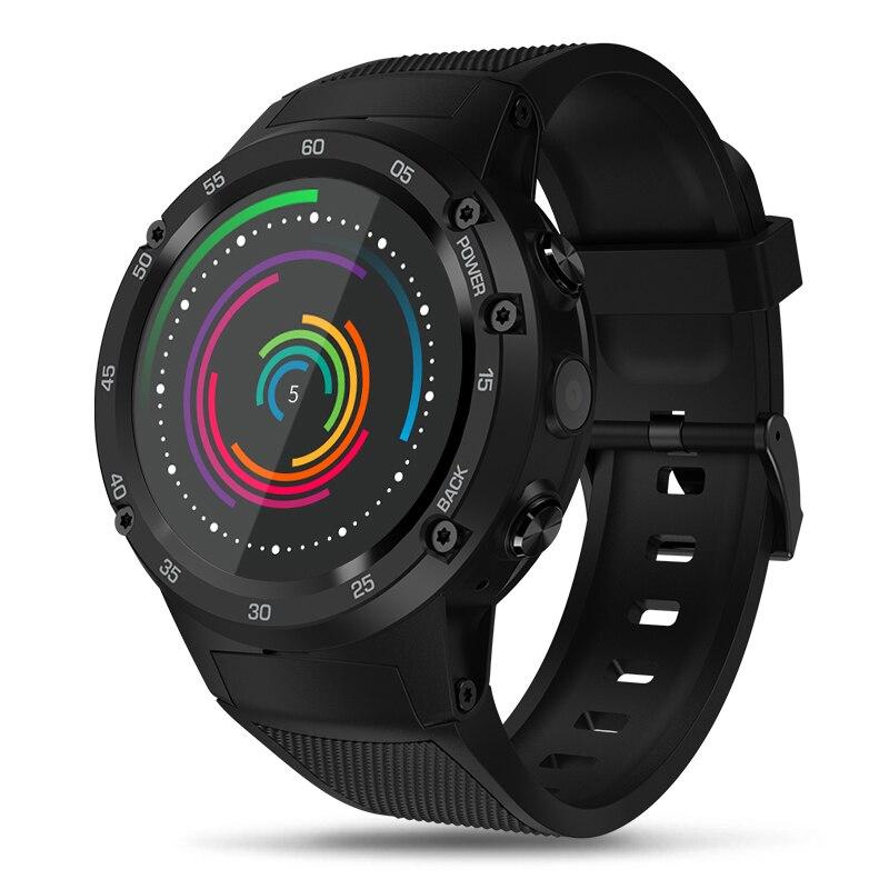 4G Smart Watch Zeblaze Thor 4 Smartwatch GPS GSM Sim Card 1.39'' 1GB+16GB Smart Wristwatch 2G/3G/4G Data/call Smart electronics