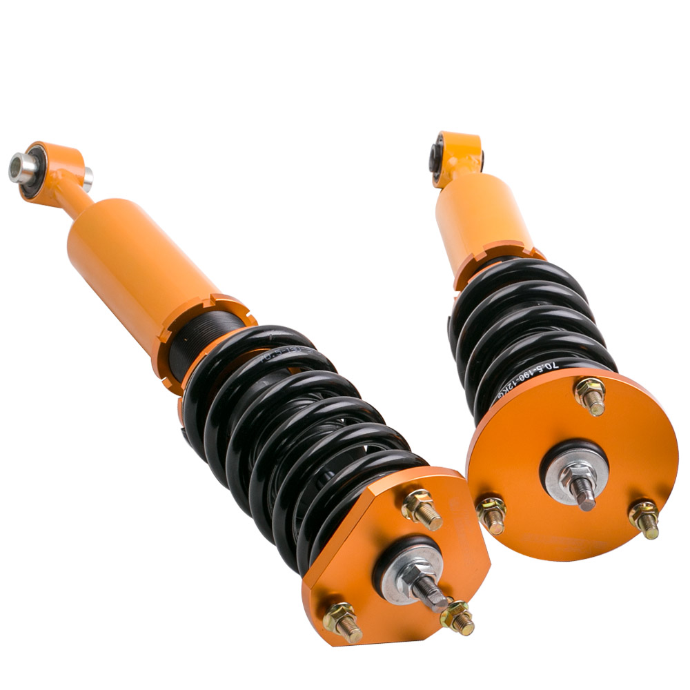 US $350 35 23% OFF|Full Coilover Suspension Spring Kit For 06 13 Lexus  IS250 IS350 RWD 07 11 Fit Lexus G350 Complete Coilover Coil Strut Shocks  -in