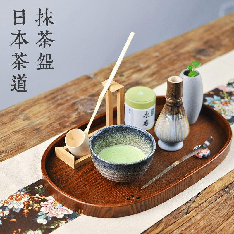 Japanese Matcha Tea Sets Bamboo Brush Tea Set Japan Tea Set Natural Bamboo Matcha Tea Accessories Kung Fu Teacup Tools