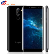"Doopro P5 5.5 ""HD IPS Android 7.0 MT6580 Quad Core 3500 mAh 1 GB RAM 8 GB ROM Double Sim Wifi Double Caméra 5MP 3G WCDMA Smartphone"
