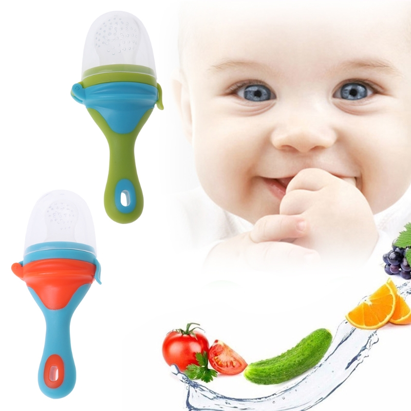 Baby Silicone Feeding Mesh Bag Vegetable Teethers Pacifier For Fruit Food Feeder Infant Bite Teething In Mills From Mother Kids
