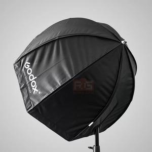 "Image 4 - GODOX 120 cm/48 ""Tragbare Falten Octagon Softbox Regenschirm Foto Studio Flash Speedlite Reflektor Diffusor"