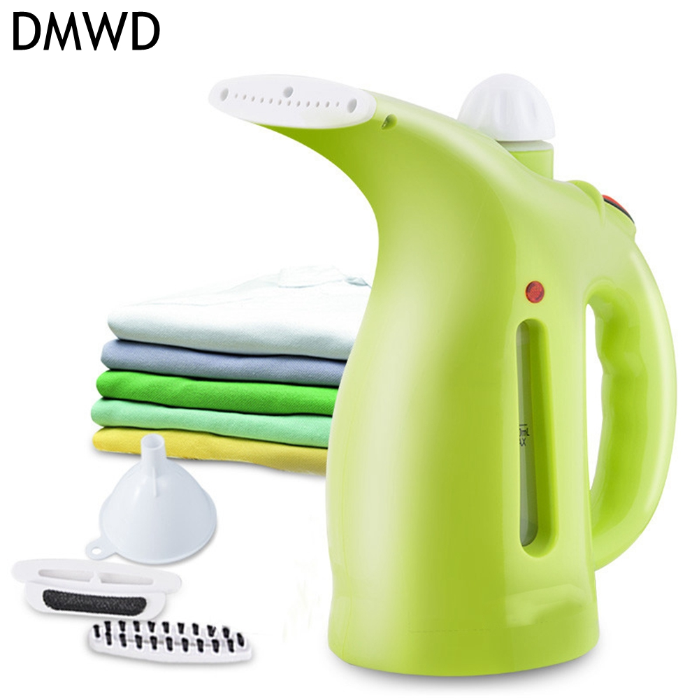 DMWD Handheld household Garment Steamer High-quality 200ml portable Iron Steam for travel
