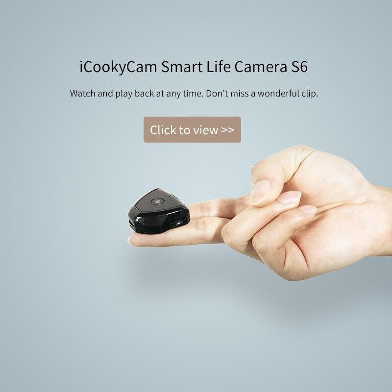 NOUVEAU! HD 1080 P Portable WiFi IP Mini Caméra P2P Sans Fil Micro webcam Caméscope Vidéo Enregistreur Soutenez la Vue À Distance Caché TF carte