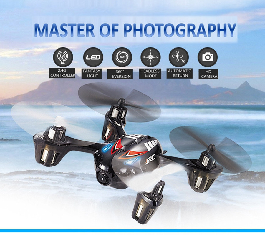Free Shipping JJRC H6C 6-Axis 4CH mini drone kit RC Quadcopter with Camera HD wifi 2MP rc plane electric helicopter kids toys yc folding mini rc drone fpv wifi 500w hd camera remote control kids toys quadcopter helicopter aircraft toy kid air plane gift
