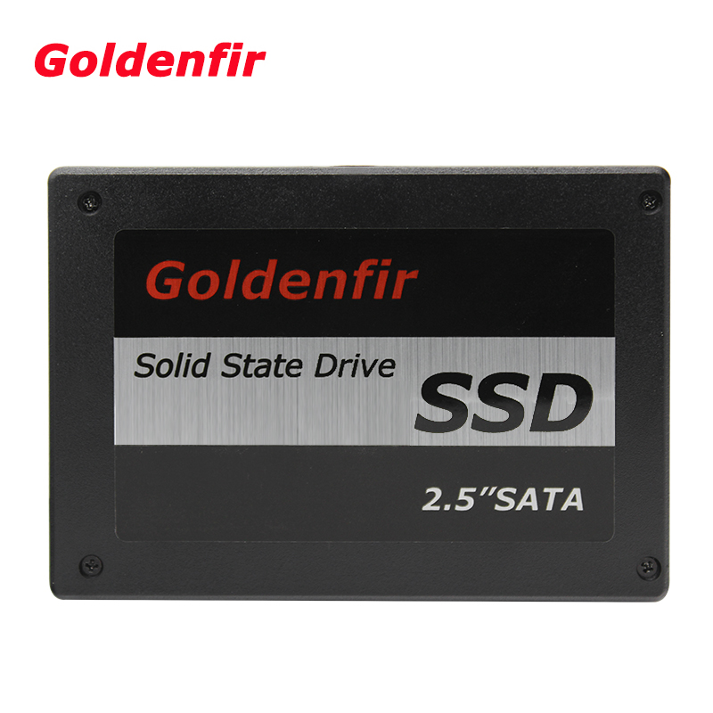 Goldenfir laptop hard disk 256GB 512GB 1TB ssd hard drive SSD 360GB for tablet desktop pc hard drive 720GB(China)