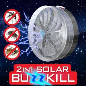 Solar Powered Mosquito Killer