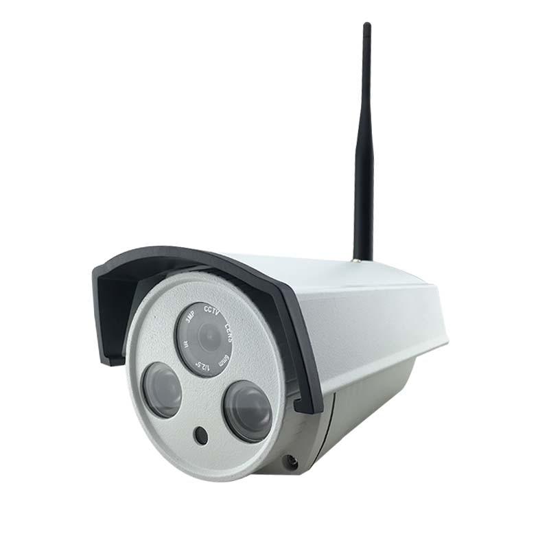ФОТО HD 720P Wireless Wifi 16g sd IP Bullet Camera Network P2P Onvif Security Outdoor phone view IR Night Vision Metal Weatherproof