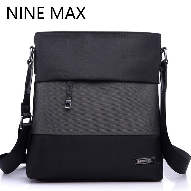 ФОТО 2016 Men's Fashion Oxford Cloth Single Shoulder Bags High Quality Casual Messenger Bag Business Vintage Durable Sling Satchel