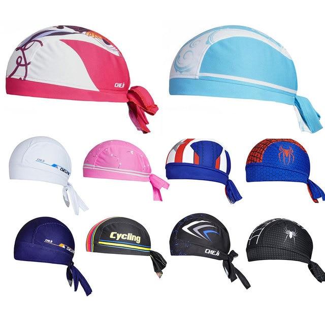 Breathable Multi Function Women Mens Bike Bicycle Hat Headscarf Cycling Cap  Bandana Hood MTB Headband Skull eb28d0b5d