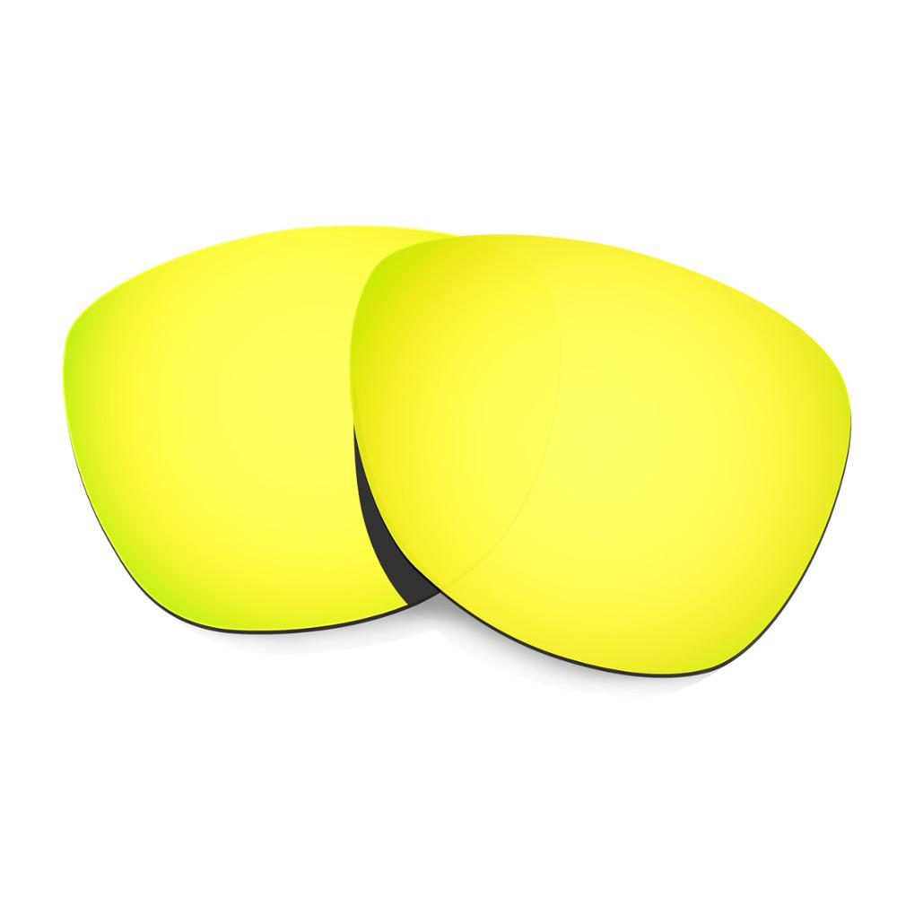HKUCO For Frogskins-Asian Fit Sunglasses Mens Replacement Lenses Polarized 100% UVA & UVB Protection