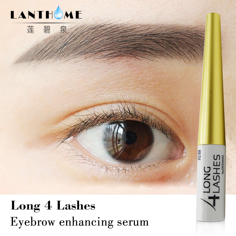 Long4lash Eyebrows Eyelash Enhancer Rising Eyebrow Growth Serum Long Thicker Cosmetics Set for the Growth of the Eyebrow Natural growth of telecommunication services